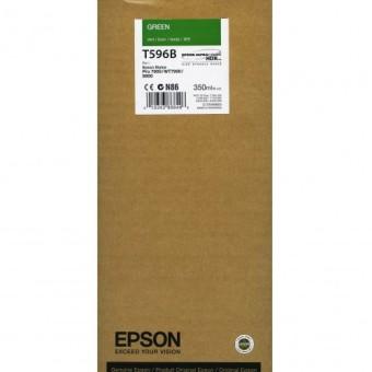 Originální cartridge EPSON T596B (Zelená)