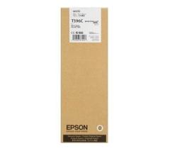 Cartridge do tiskárny Originální cartridge EPSON T596C (Bílá)