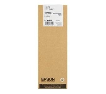 Originální cartridge EPSON T596C (Bílá)