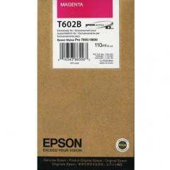 Cartridge do tiskárny Originální cartridge EPSON T602B (Purpurová)
