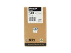 Cartridge do tiskárny Originální cartridge EPSON T6031 (Foto černá)