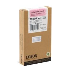 Cartridge do tiskárny Originální cartridge Epson T6036 (Živě světle purpurová)
