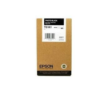 Originální cartridge EPSON T6141 (Foto černá)