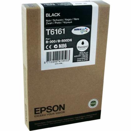 Originální cartridge EPSON T6161 (Černá)