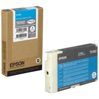 Originální cartridge EPSON T6162 (Azurová)
