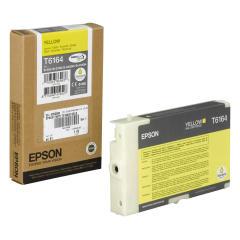 Cartridge do tiskárny Originální cartridge EPSON T6164 (Žlutá)