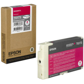 Originální cartridge EPSON T6173 (Purpurová)