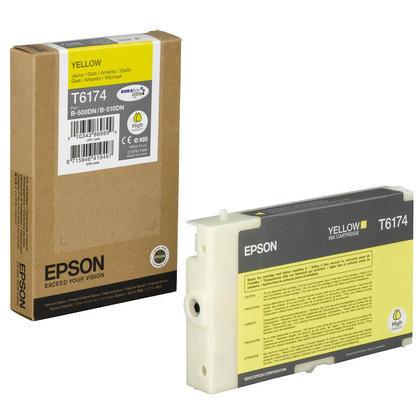 Originální cartridge EPSON T6174 (Žlutá)