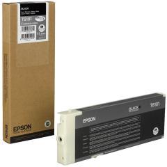 Cartridge do tiskárny Originální cartridge EPSON T6181 (Černá)