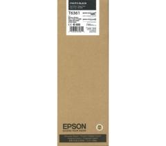 Cartridge do tiskárny Originální cartridge EPSON T6361 (Foto černá)