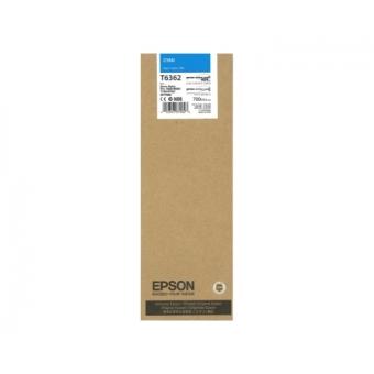 Originální cartridge EPSON T6362 (Azurová)