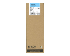 Cartridge do tiskárny Originální cartridge EPSON T6365 (Světle azurová)