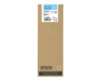 Originální cartridge EPSON T6365 (Světle azurová)