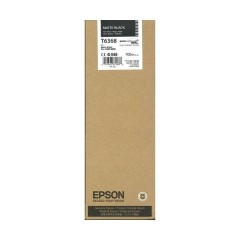Cartridge do tiskárny Originální cartridge EPSON T6368 (Matně černá)