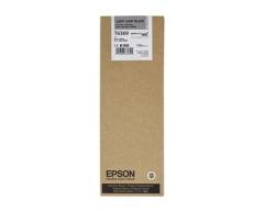 Cartridge do tiskárny Originální cartridge EPSON T6369 (Světle světle černá)