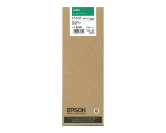 Originální cartridge EPSON T636B (Zelená)