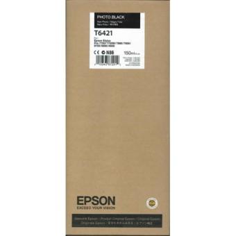 Originální cartridge EPSON T6421 (Foto černá)