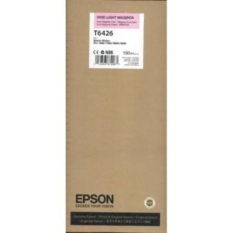 Originální cartridge EPSON T6426 (Živě světle purpurová)