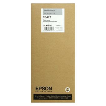 Originální cartridge EPSON T6427 (Světle černá)