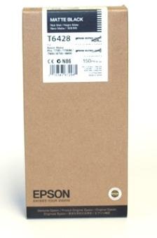 Originální cartridge EPSON T6428 (Matně černá)