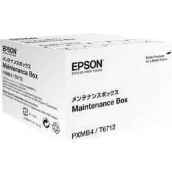 Originální odpadní nádobka Epson T6712