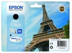 Cartridge do tiskárny Originální cartridge EPSON T7021 XL (Černá)