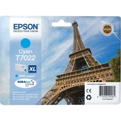 Cartridge do tiskárny Originální cartridge EPSON T7022 XL (Azurová)