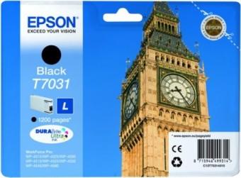 Originální cartridge EPSON T7031 L (Černá)