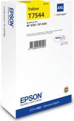 Cartridge do tiskárny Originální cartridge Epson T7544 (Žlutá)