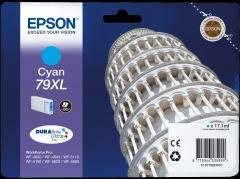 Cartridge do tiskárny Originální cartridge EPSON T7902 (Azurová)