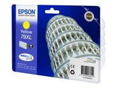 Cartridge do tiskárny Originální cartridge EPSON T7904 (Žlutá)