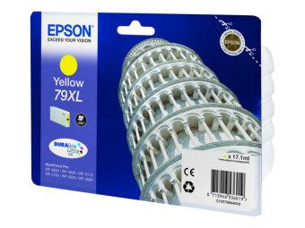 Originální cartridge EPSON T7904 (Žlutá)