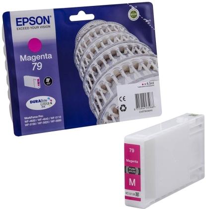 Originální cartridge EPSON T7913 (Purpurová)