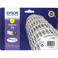 Cartridge do tiskárny Originální cartridge EPSON T7914 (Žlutá)