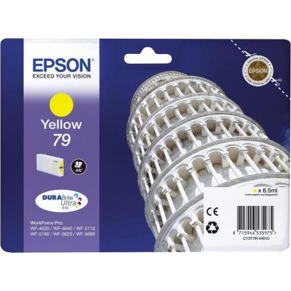Originální cartridge EPSON T7914 (Žlutá)