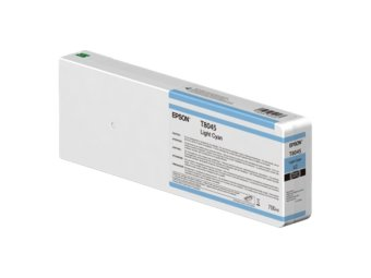 Originální cartridge EPSON T8045 (Světle azurová)