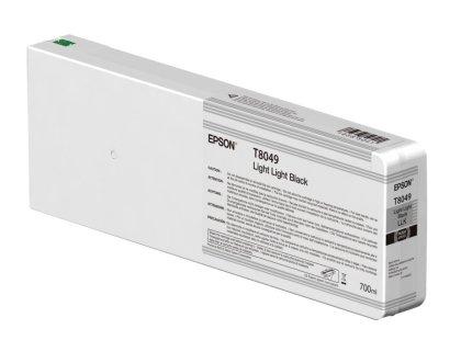 Originální cartridge EPSON T8049 (Světle světle černá)