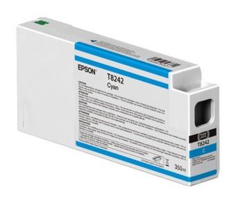 Originální cartridge EPSON T8242 (Azurová)
