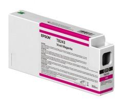 Cartridge do tiskárny Originální cartridge Epson T8243 (Purpurová)
