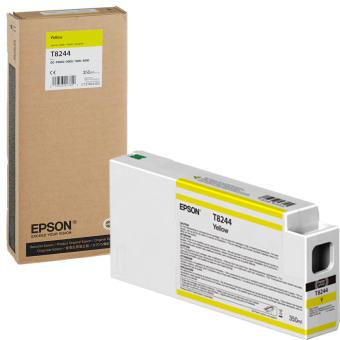 Originální cartridge EPSON T8244 (Žlutá)