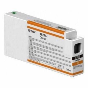 Originální cartridge EPSON T824A (Oranžová)