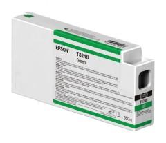 Cartridge do tiskárny Originální cartridge EPSON T824B (Zelená)
