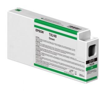 Originální cartridge EPSON T824B (Zelená)