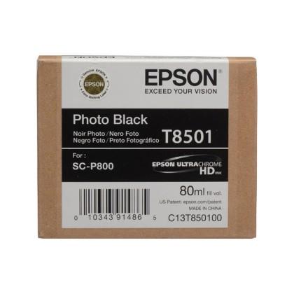 Originální cartridge EPSON T8501 (Foto černá)