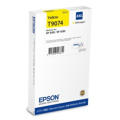 Cartridge do tiskárny Originální cartridge EPSON T9074 (Žlutá)