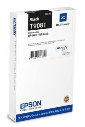 Originální cartridge EPSON T9081 (Černá)