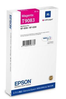 Originální cartridge EPSON T9083 (Purpurová)
