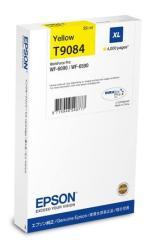 Cartridge do tiskárny Originální cartridge EPSON T9084 (Žlutá)
