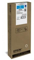Cartridge do tiskárny Originální cartridge EPSON T9442 (Azurová)