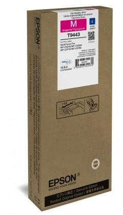 Originální cartridge EPSON T9443 (Purpurová)
